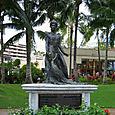 Princess Ka'iulani Statue