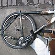 Bicicleta inteligente, o Smart Lock, proprietário mudo
