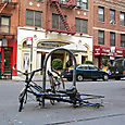 Dead Bikes and the Funeral Home