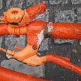 Christo's Bike Detail
