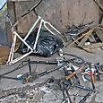 126th Bicycle Graveyard, part 1
