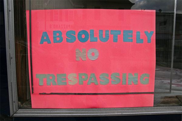 Abso_no_trespass