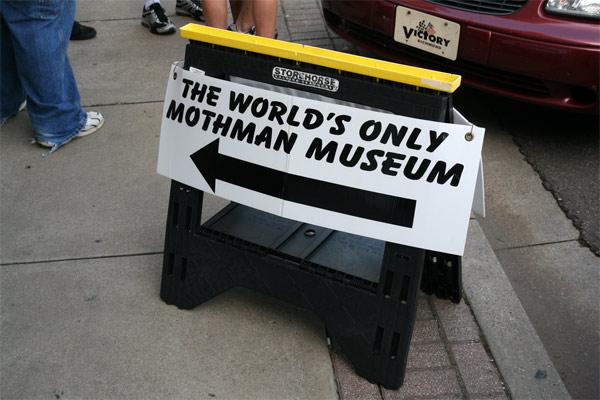 Mothman_museum