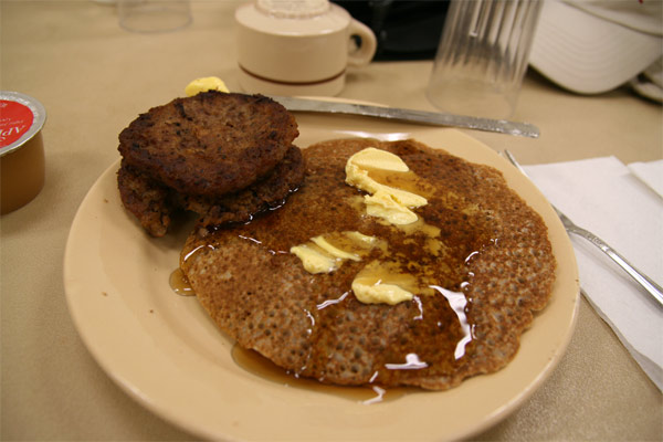 Preston County Buckwheat Cakes