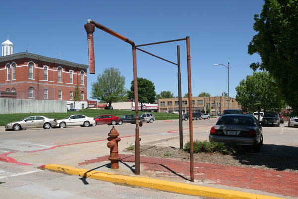Mystery Pipes in Nebraska City