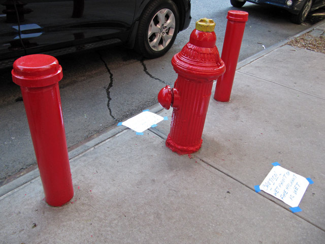 Hydrantred