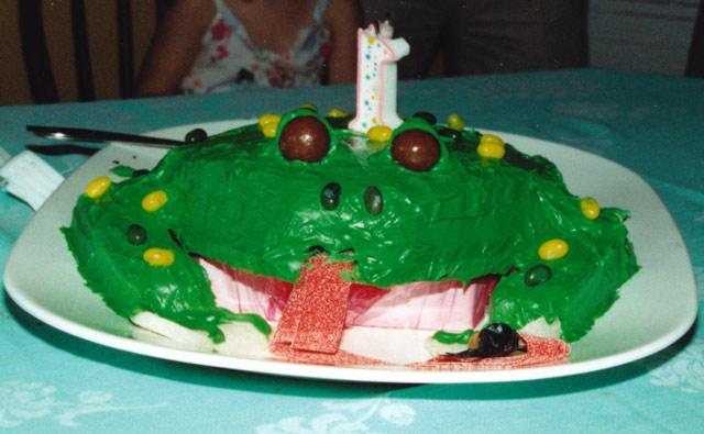 Frogcake