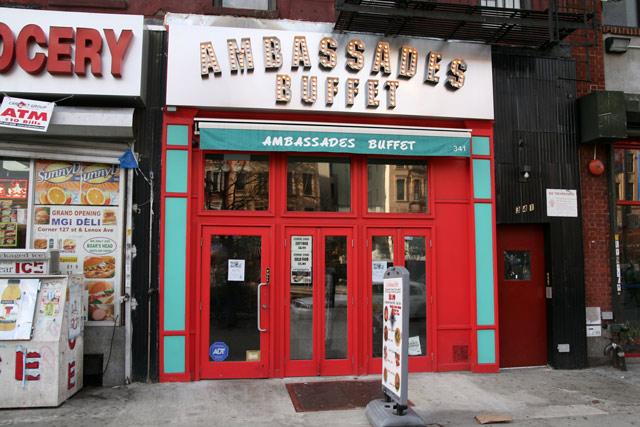 Ambassadesbuffet