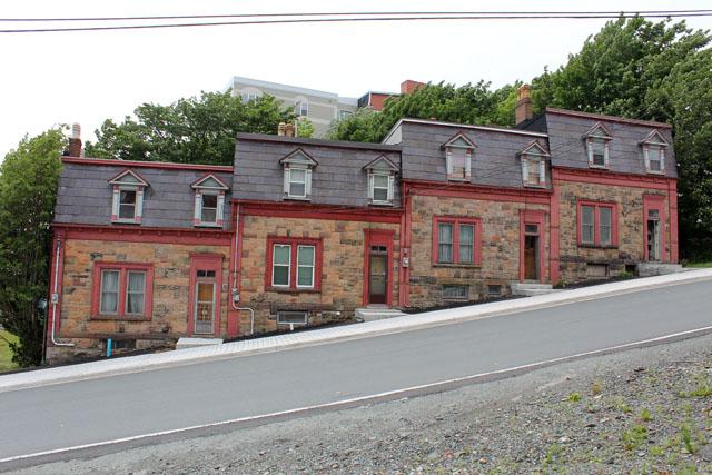 The Four Sisters, St. John's