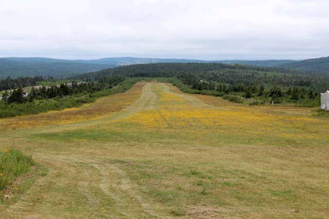 Harbour Grace Airfield