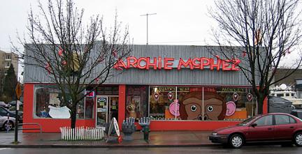 Archie McPhee Building