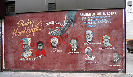dining heritage mural 1