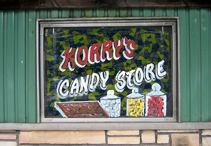 kurry's candy