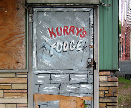 kurry's fudge