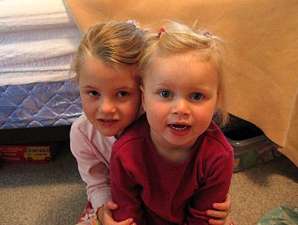 emma and zoe