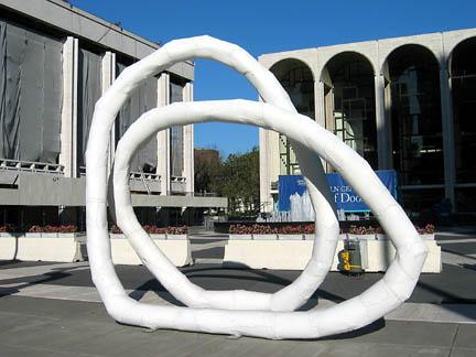 lincoln center sculpture