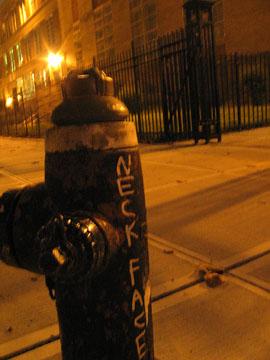 neckface fire hydrant