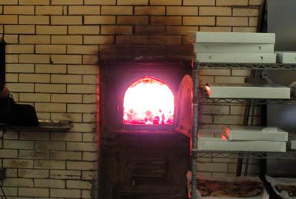 inside the coal furnace