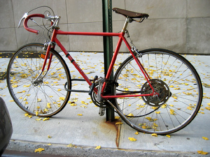 The Schwinn of 118th St.