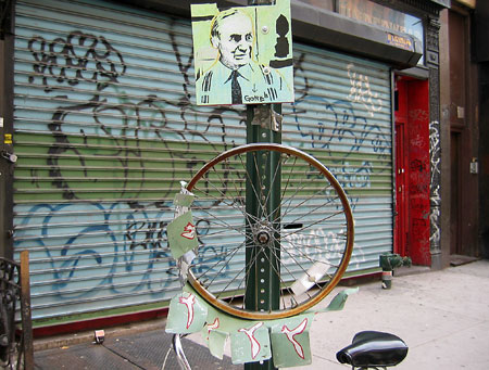 Bicycle with Art