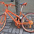 حتی این دوچرخه؟!