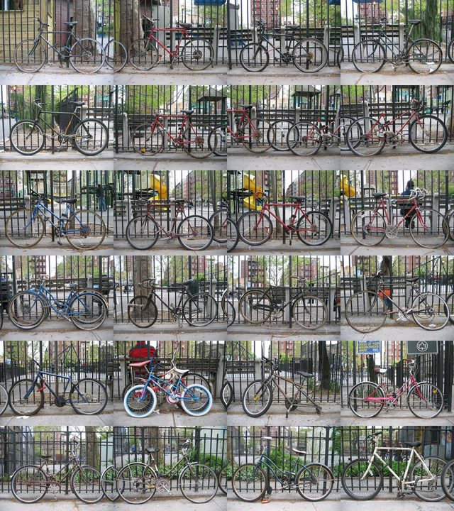 Another Bicycle Graveyard