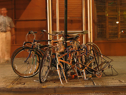 Sounds of Bicycles?  The Bike from Ipanema?