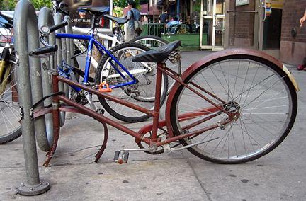 One Gear, One Wheel