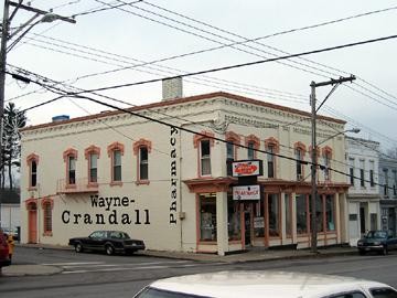 Crandall's