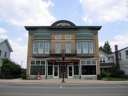 Dutchtown_library