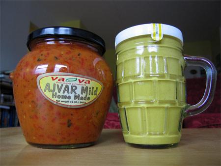 Ajvar_mustard