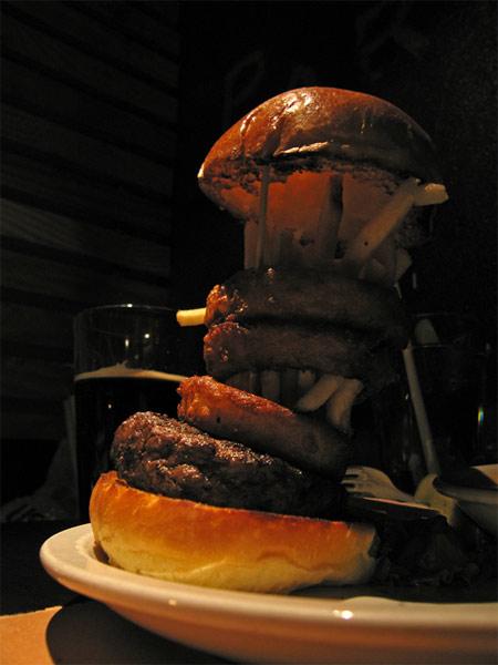 Devil burger