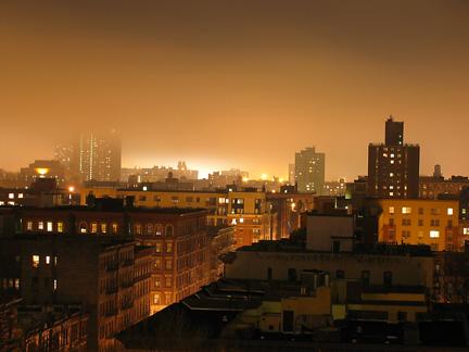 Harlem fog