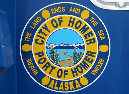 Homer city seal