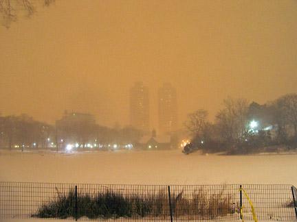 Meer_snow