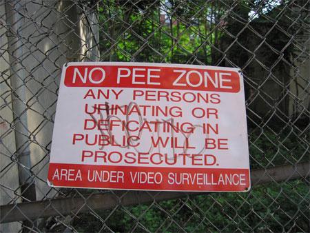 No_pee_zone
