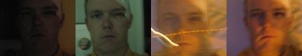 four self portraits