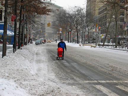 Stroller_snow